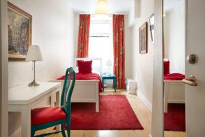 Enkelrum delat badrum 14 Hotel Hornsgatan