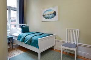 Enkelrum delat badrum 8 Hotel Hornsgatan