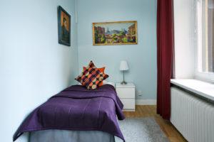 Enkelrum delat badrum 9 Hotel Hornsgatan