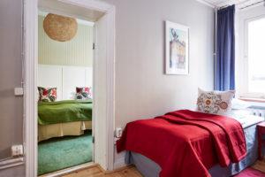 Fyrbäddsrum privat badrum 1.3 Hotel Hornsgatan