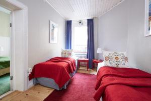 Fyrbäddsrum privat badrum 1.4 Hotel Hornsgatan