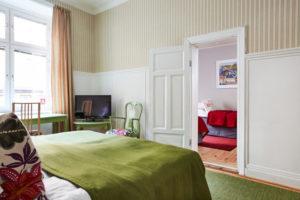 Fyrbaddsrum privat badrum 1.2 Hotel Hornsgatan