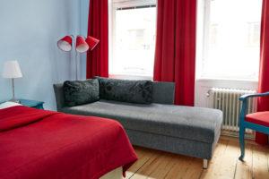 Trebaddsrum delat badrum 11.2 Hotel Hornsgatan
