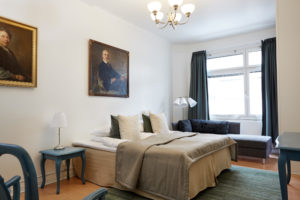 Trebaddsrum delat badrum 13 Hotel Hornsgatan