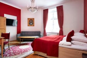 Trebaddsrum delat badrum 6 Hotel Hornsgatan