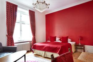 Trebaddsrum delat badrum 6.2 Hotel Hornsgatan