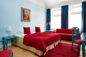Tvabaddsrum delat badrum 15 Hotel Hornsgatan