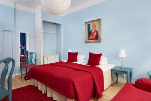 Tvabaddsrum delat badrum15.1 Hotel Hornsgatan